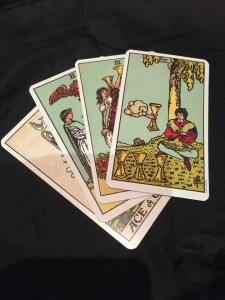 Tarot by Email | emailed tarot readings | london tarot readings