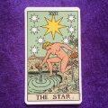 Tarot by Email | emailed tarot readings | london tarot readings | The Star