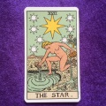 Tarot by Email | emailed tarot readings | london tarot readings | The Star