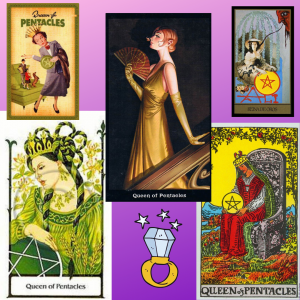 The Queen of Pentacles—Trust Her Potential to Bring You